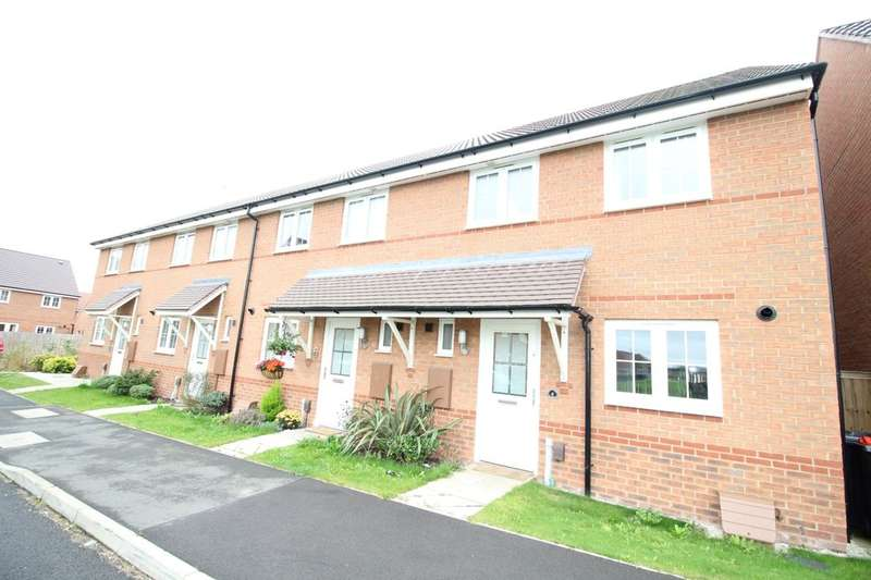 3 Bedrooms Property for sale in Wenlock Drive, Hucknall, Nottingham, NG15