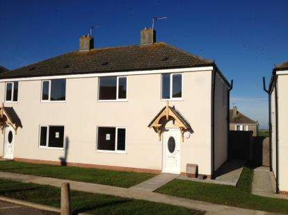 3 Bedrooms Semi Detached House for sale in St. Eval, Wadebridge, Cornwall