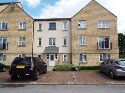 2 Bedrooms Flat for sale in Merchants Court, Bingley, West Yorkshire