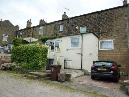 3 Bedrooms End Of Terrace House for sale in Tweedy Street, Wilsden, Bradford, West Yorkshire