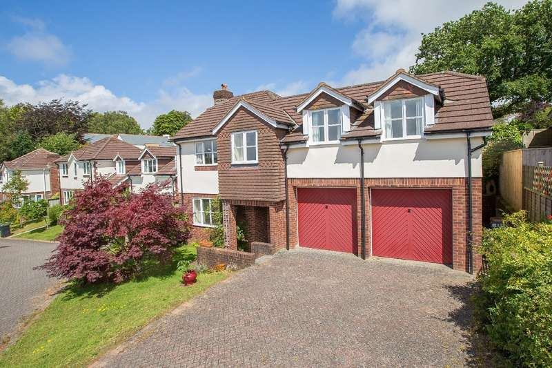 4 Bedrooms Detached House for sale in 12 Southcote Orchard, Totnes