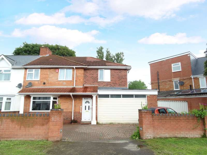 4 Bedrooms End Of Terrace House for sale in Cateswell Road, Hall Green