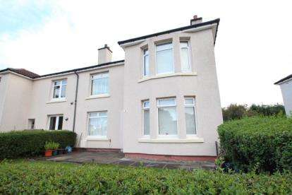 3 Bedrooms Flat for sale in Dunwan Place, Knightswood, Glasgow