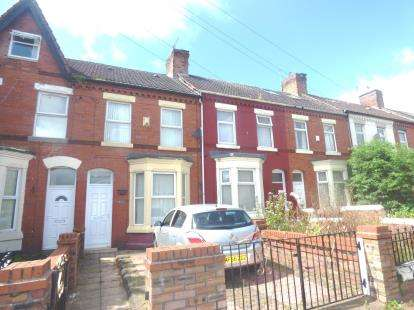 2 Bedrooms Terraced House for sale in Deane Road, Liverpool, Merseyside, L7