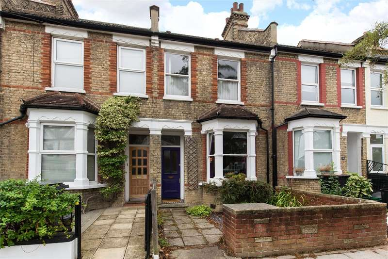 2 Bedrooms Terraced House for sale in Stembridge Road, London