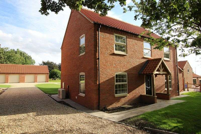 3 Bedrooms Detached House for sale in Cherry House, West Lane, Baumber