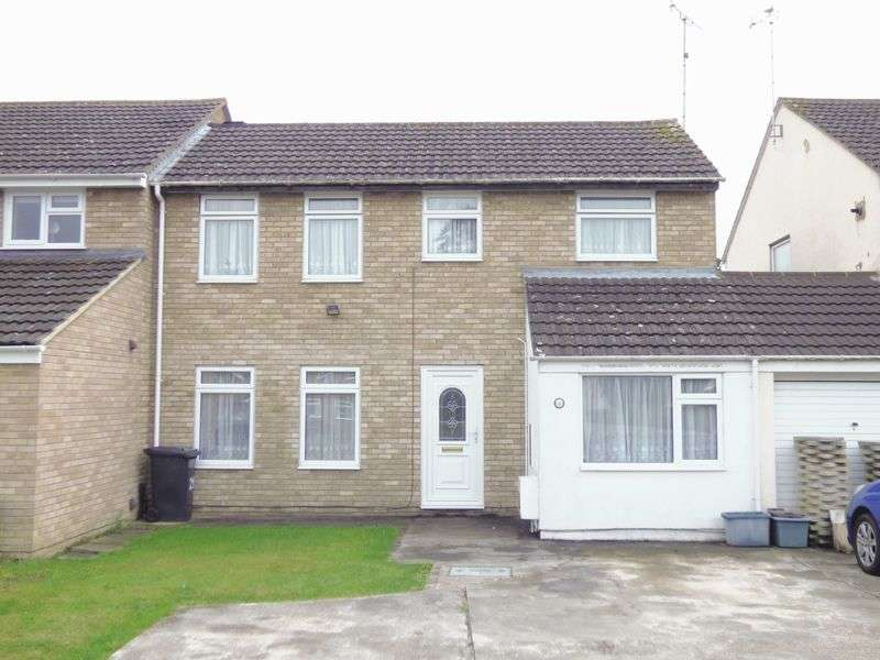 3 Bedrooms Semi Detached House for sale in School Lane, Gloucester