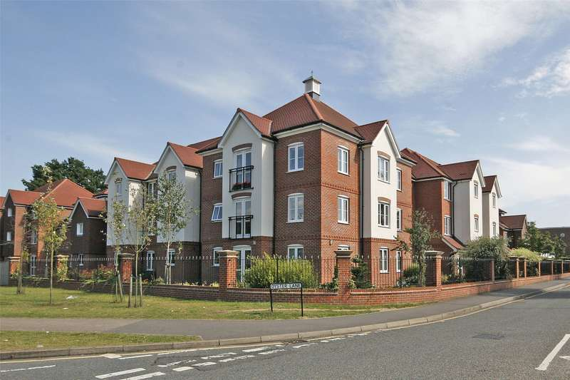 1 Bedroom Retirement Property for sale in Barnes Wallis Court, 28 Oyster Lane, West Byfleet, Surrey, KT14