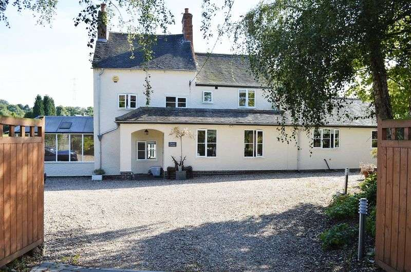 4 Bedrooms House for sale in The Woolrooms, Coleorton, Leics LE67 8JN