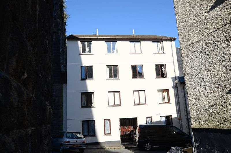 2 Bedrooms Flat for sale in Taylor Square, Tavistock