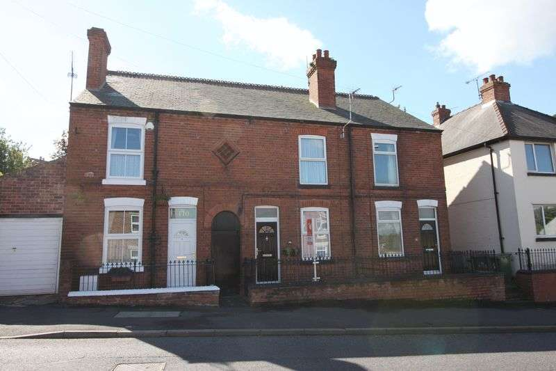 2 Bedrooms Terraced House for sale in Moorgate, Retford