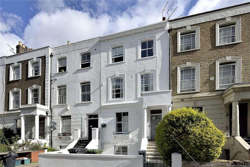 1 Bedroom Flat for sale in Mildmay Road, London, N1