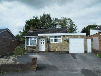 2 Bedrooms Bungalow for sale in Shelley Road, Burntwood, Staffordshire
