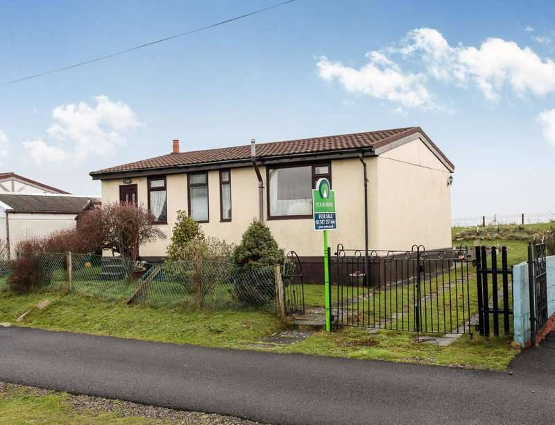 2 Bedrooms Detached Bungalow for sale in Southerness, Dumfries, DG2