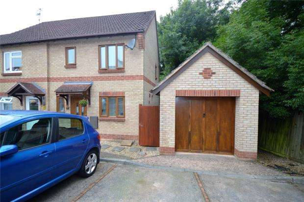 4 Bedrooms End Of Terrace House for sale in Wordsworth Close, Exmouth, Devon