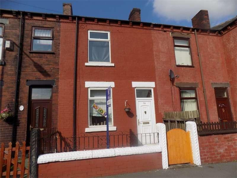 3 Bedrooms Terraced House for sale in Moss Lane, Platt Bridge, Wigan, Lancashire