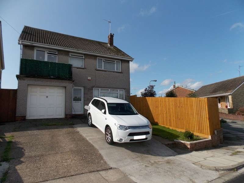 4 Bedrooms Detached House for sale in Cae Newydd Close, Michaelston, Cardiff. CF5