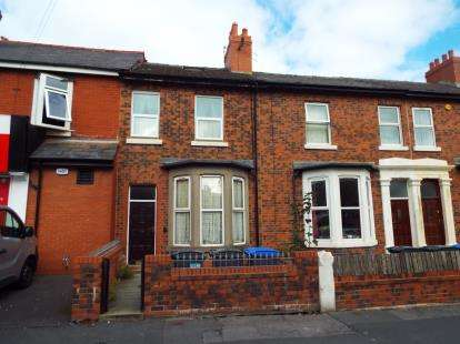 2 Bedrooms Terraced House for sale in Elizabeth Street, Blackpool, Lancashire, FY1