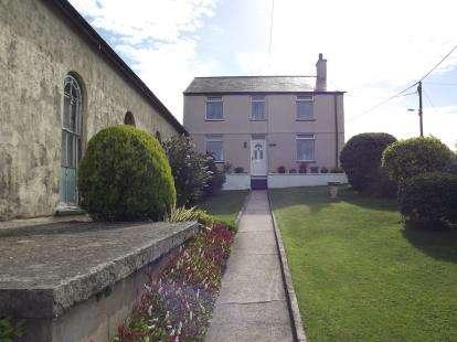 3 Bedrooms Semi Detached House for sale in Rhosgadfan, Caernarfon, Gwynedd, LL54