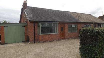 3 Bedrooms Bungalow for sale in Hoyles Lane, Cottam, Preston, Lancashire, PR4