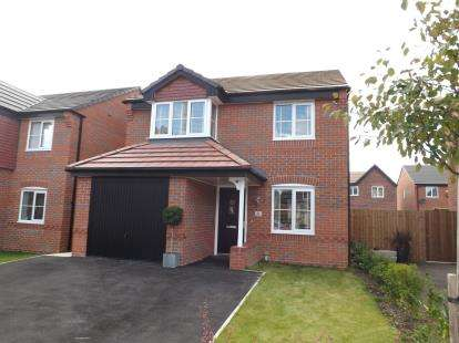 3 Bedrooms Detached House for sale in Mulvanney Crescent, Beach Gardens, St. Helens, WA10
