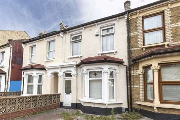 3 Bedrooms Terraced House for sale in Oliver Road, London