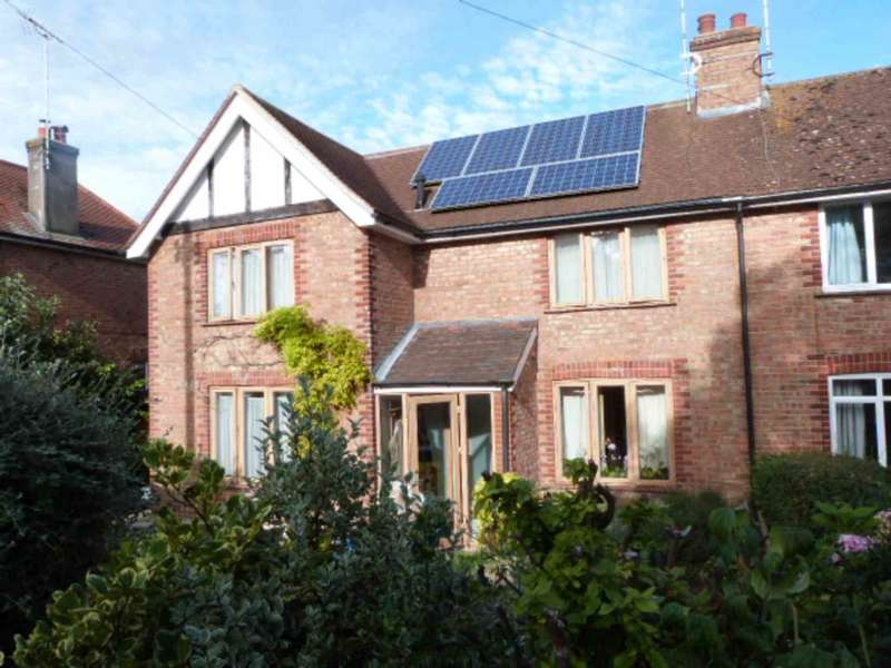 5 Bedrooms Semi Detached House for sale in North Way, Lewes