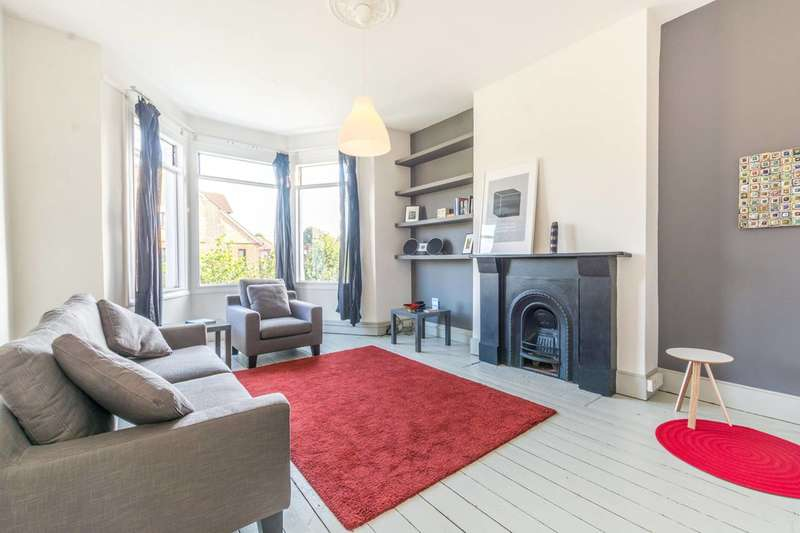2 Bedrooms Maisonette Flat for sale in Portland Avenue, Stamford Hill, N16