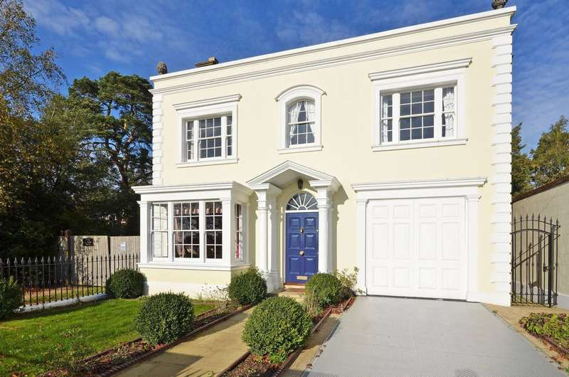 5 Bedrooms House for sale in Camlet Way, Hadley Wood, EN4