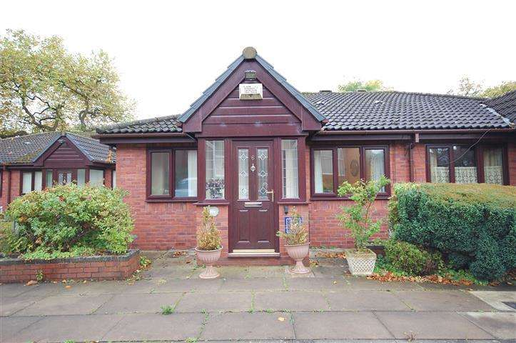 2 Bedrooms Semi Detached Bungalow for sale in Larch Close, Cressington, Liverpool, L19