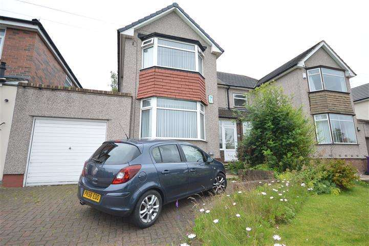 4 Bedrooms Semi Detached House for sale in Score Lane, Childwall, Liverpool, L16