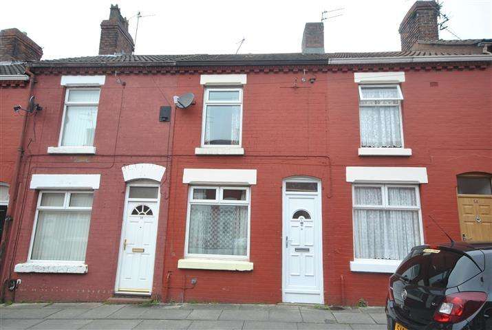 2 Bedrooms Terraced House for sale in Colville Street, Wavertree, Liverpool, L15