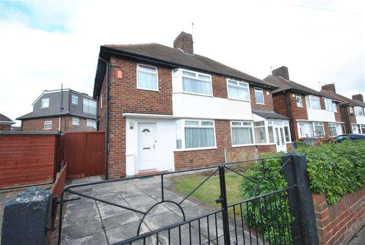 3 Bedrooms Semi Detached House for sale in Score Lane, Childwall, Liverpool, L16