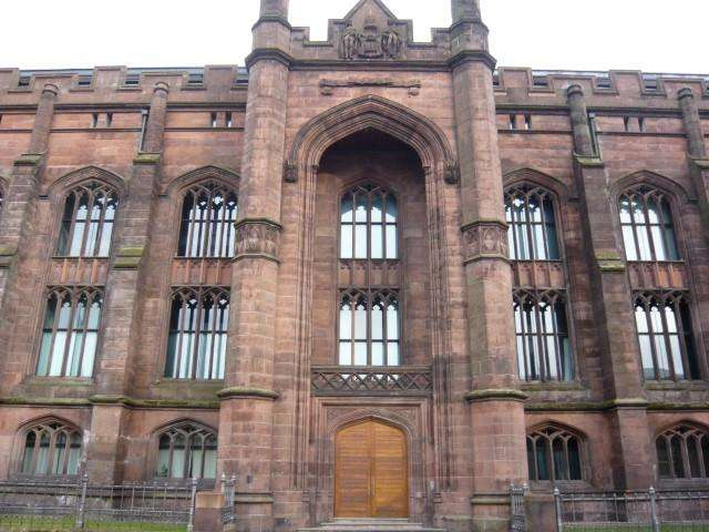 1 Bedroom Apartment Flat for sale in The Collegiate, 20 Shaw Street, Liverpool, L6