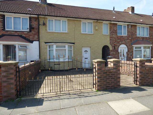 3 Bedrooms Terraced House for sale in Scargreen Avenue, Liverpool, Merseyside, L11