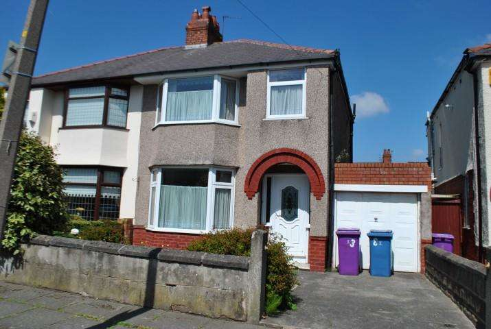 3 Bedrooms Semi Detached House for sale in Agincourt Road, Liverpool, L12