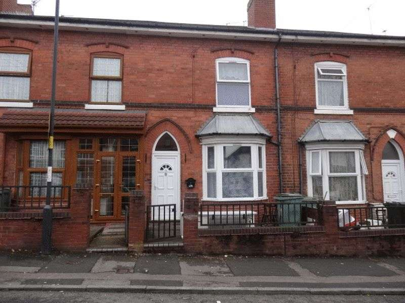 3 Bedrooms Property for sale in Earl Street, Walsall