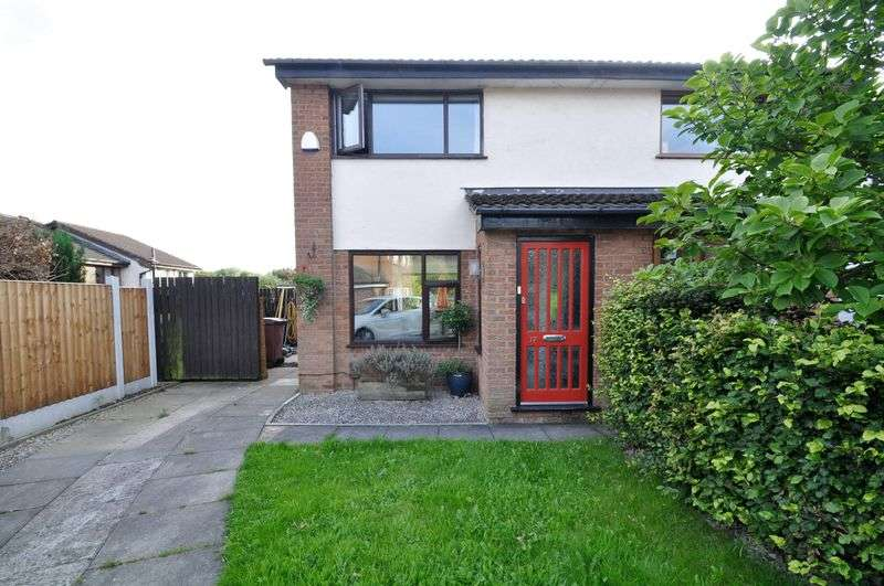 2 Bedrooms Semi Detached House for sale in Beatty Drive, Westhoughton