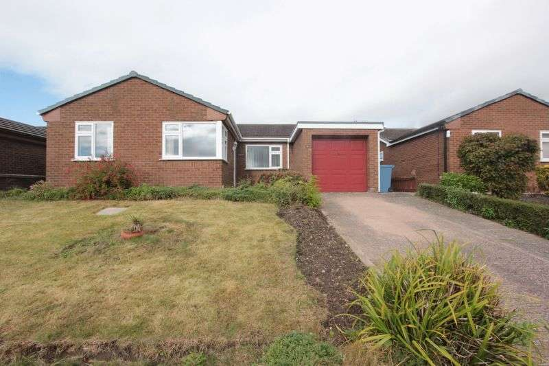 3 Bedrooms Detached Bungalow for sale in Parc Alafowlia, Denbigh