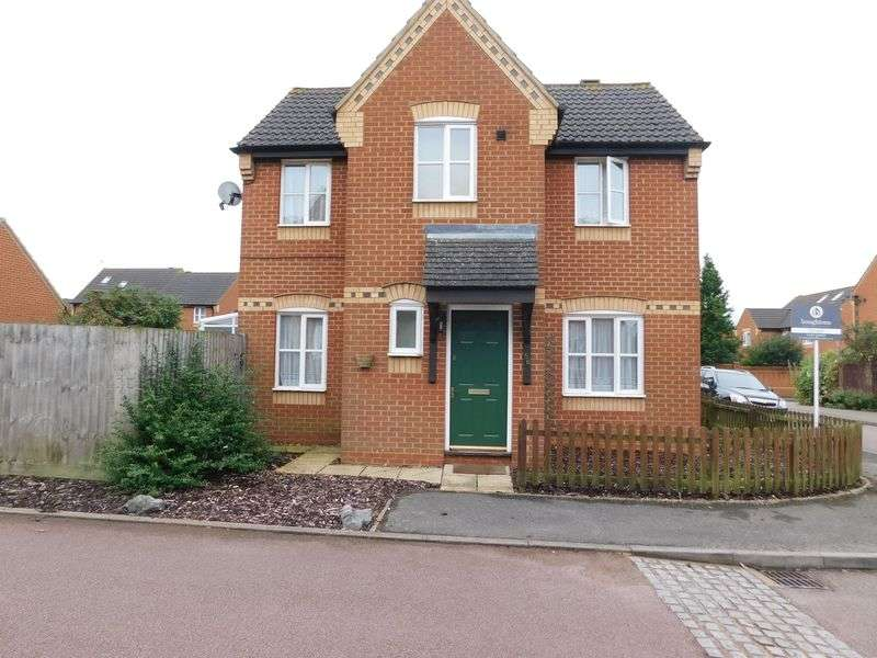 3 Bedrooms Detached House for sale in Hanover Drive, Brackley