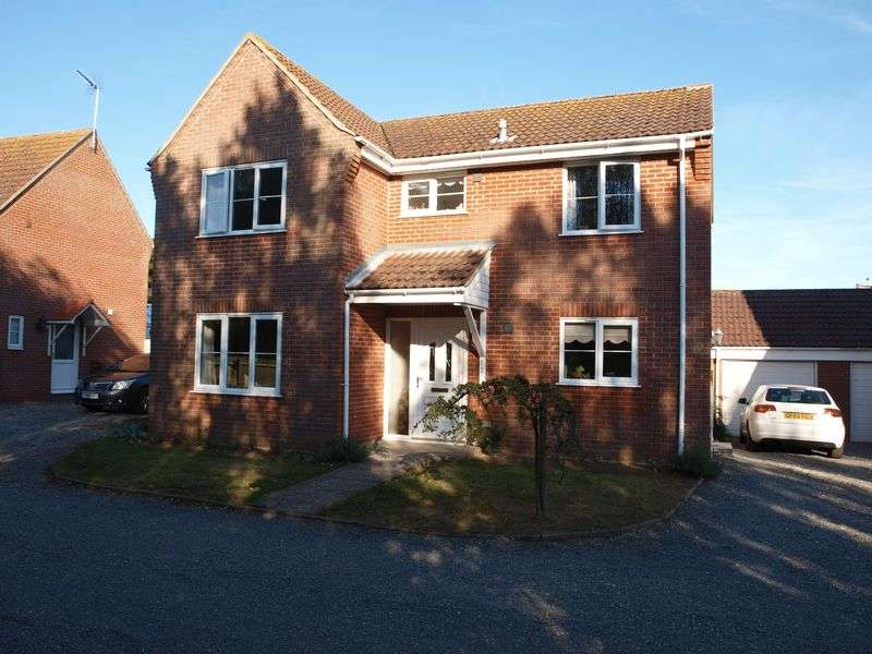 4 Bedrooms Detached House for sale in Hollesley