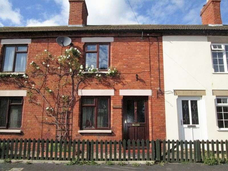 2 Bedrooms Terraced House for sale in High Street, Braunston, NN11 7HR