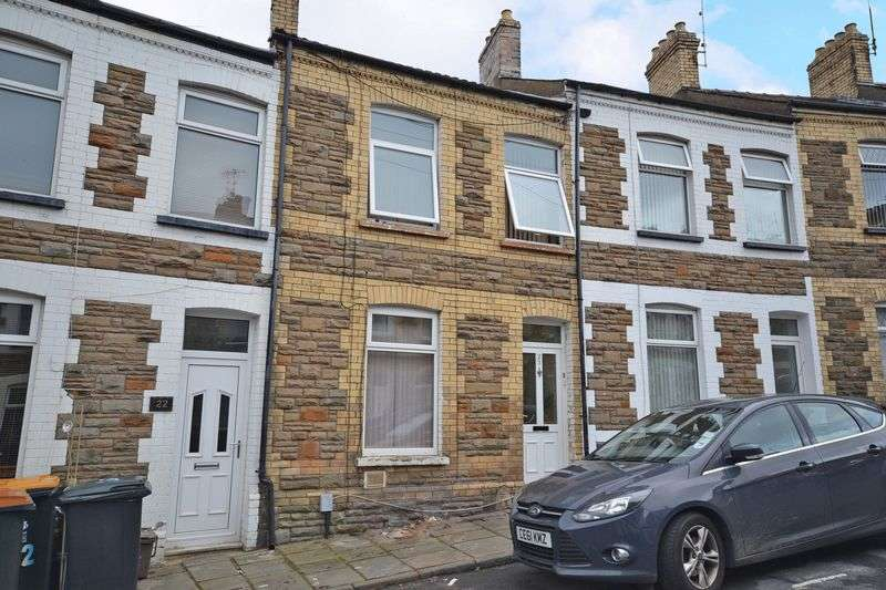 3 Bedrooms Terraced House for sale in Lucas Street, Newport