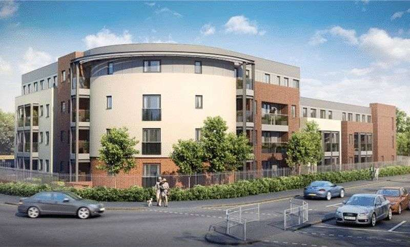 1 Bedroom Flat for sale in LUXURY RETIREMENT LIVING