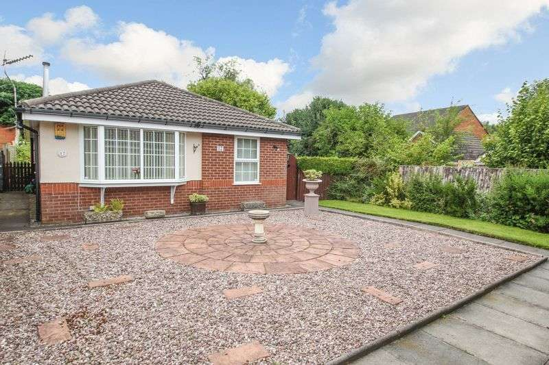2 Bedrooms Detached Bungalow for sale in Tenter Drive, Standish