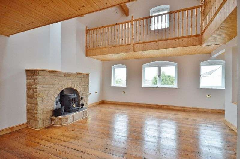 4 Bedrooms Detached House for sale in Brigham