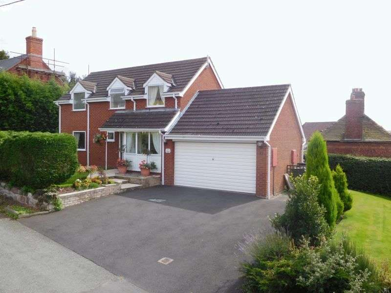 3 Bedrooms Detached House for sale in Church Road, Newport