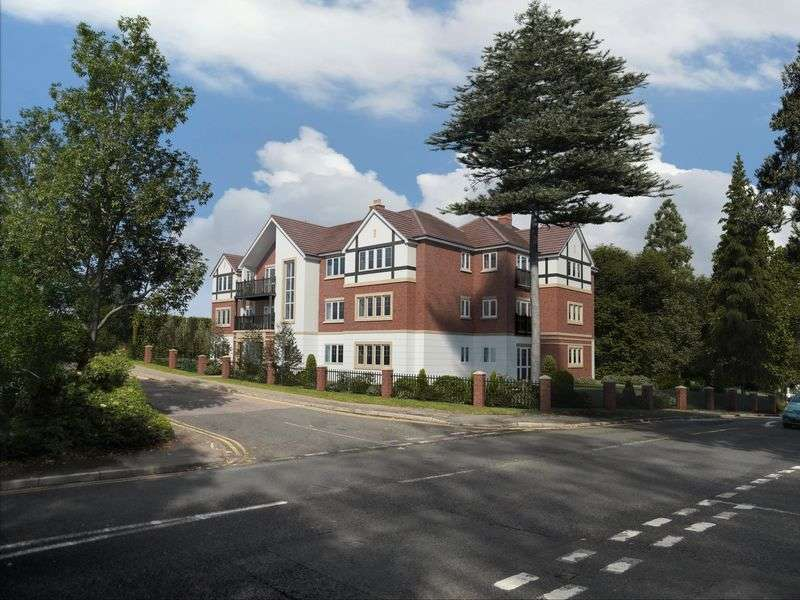 2 Bedrooms Flat for sale in Sovereign Place, Loughton