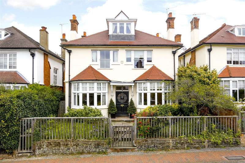 5 Bedrooms Detached House for sale in Rodway Road, London, SW15