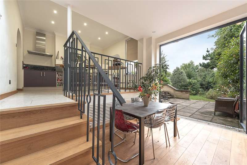 6 Bedrooms Semi Detached House for sale in Fordwych Road, West Hampstead, London, NW2